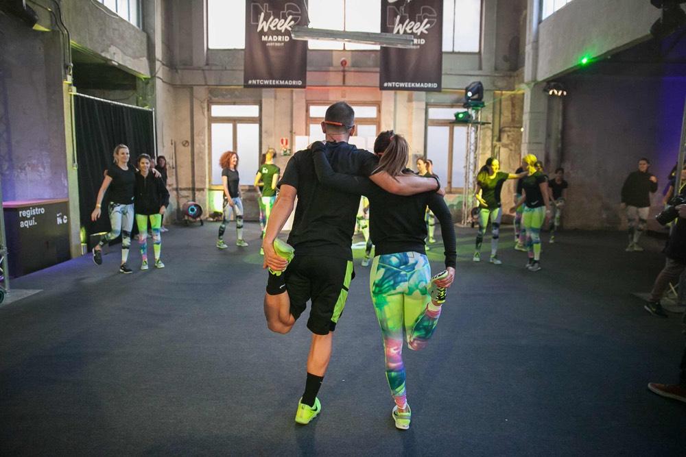 ntc week nike training paula butragueño inspirafit fitness oscar peiro