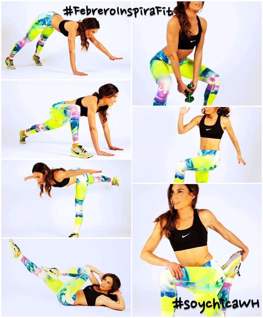 reto inspirafit febrero fuerza movilidad pierna abdominales
