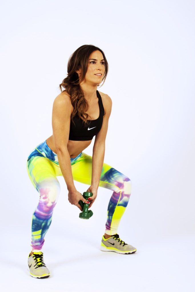 reto febrero inspirafit sentadilla piernas fitness