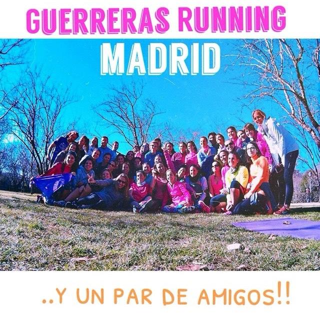 guerreras running pau inspirafit quedadas