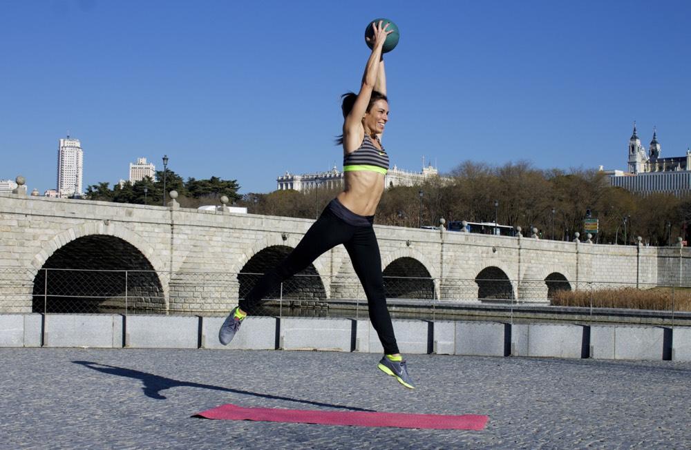 tabata workout inspirafit paula butragueño