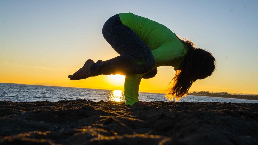 Yoga paula butragueño