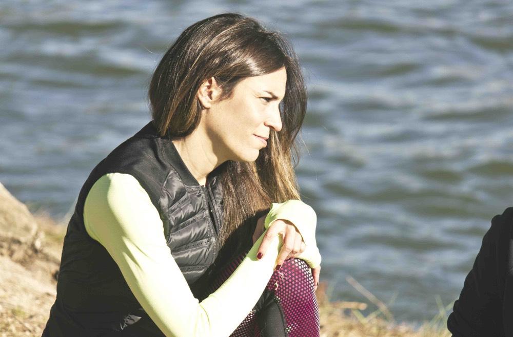 paula butragueño inspirafit running casa de campo