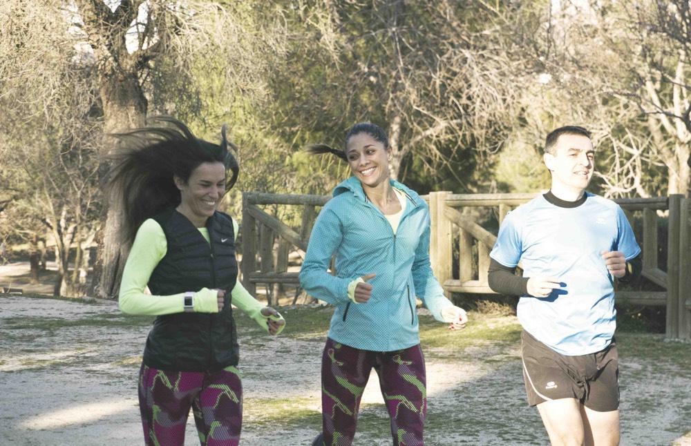 mariam hernandez unagimagazine pau inspirafit running actriz