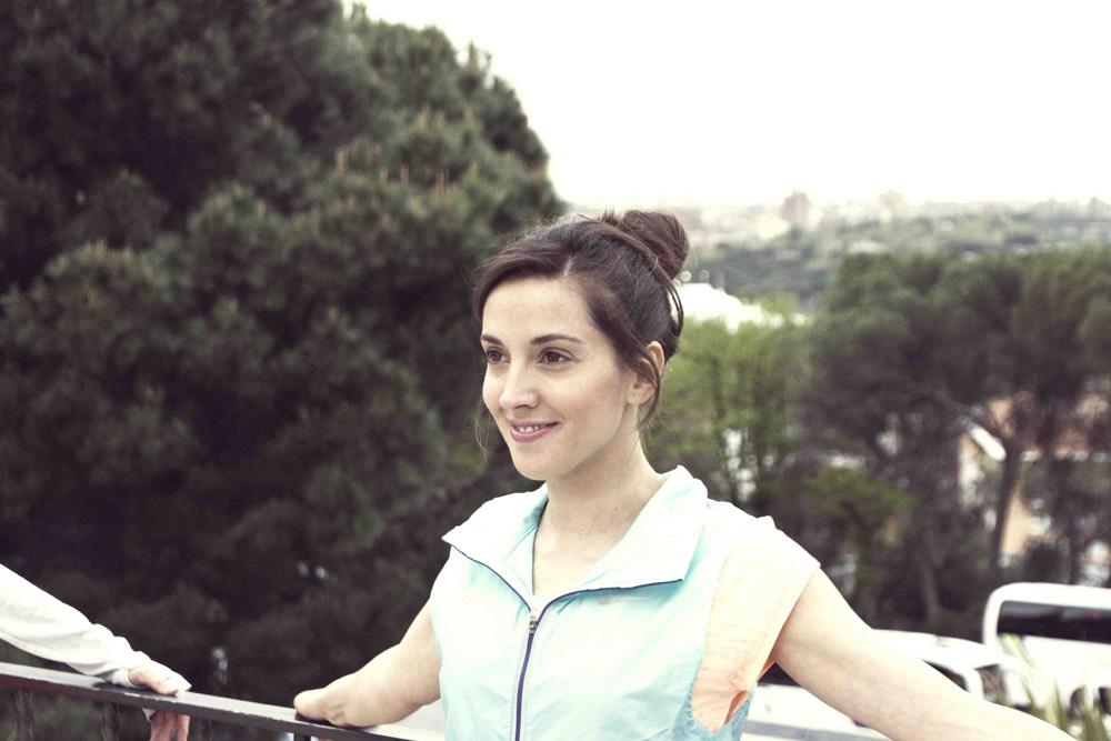 carolina lapausa actriz deportista running