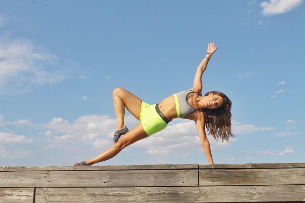Cuarta semana de Inspira Pilates. La fuerza de las caderas.