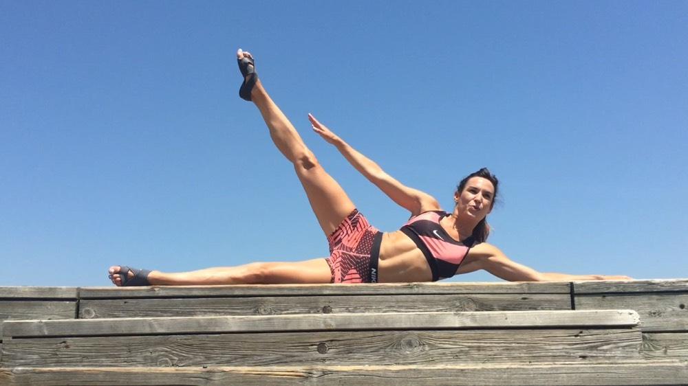 Inspira Pilates Espira Vida 2: core y estabilización escapular.