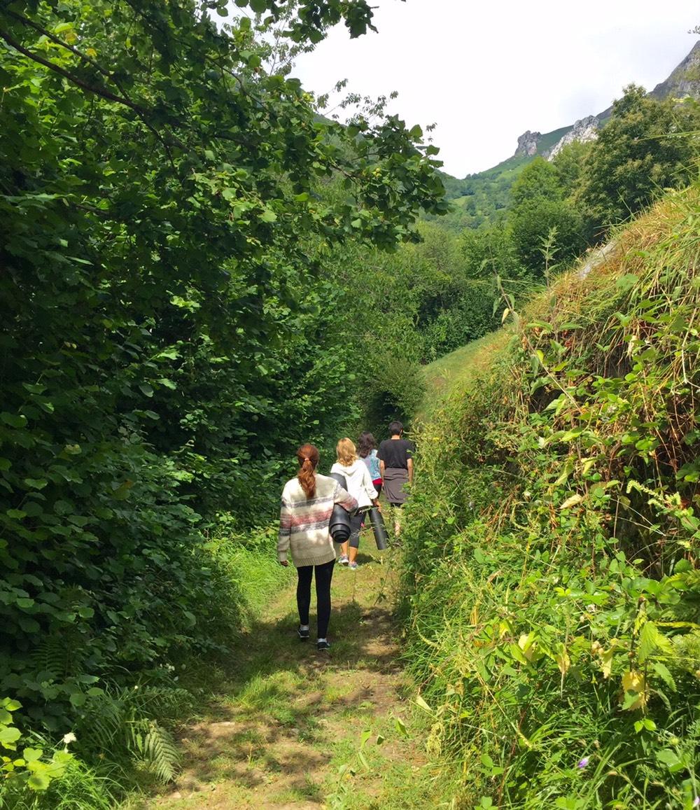 mindfulness tierra del agua asturias