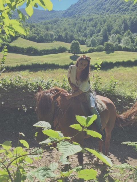 pau inspirafit caballos asturias meditacion fitness