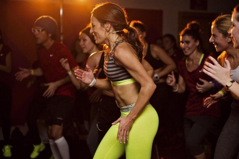 pilates inspirafit paula butragueño fitness nike