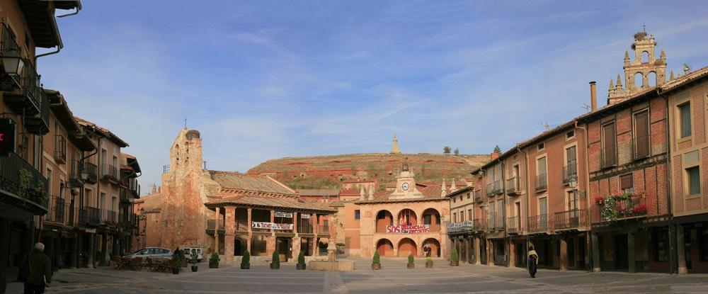 Ayllon_la_Plaza_Mayor