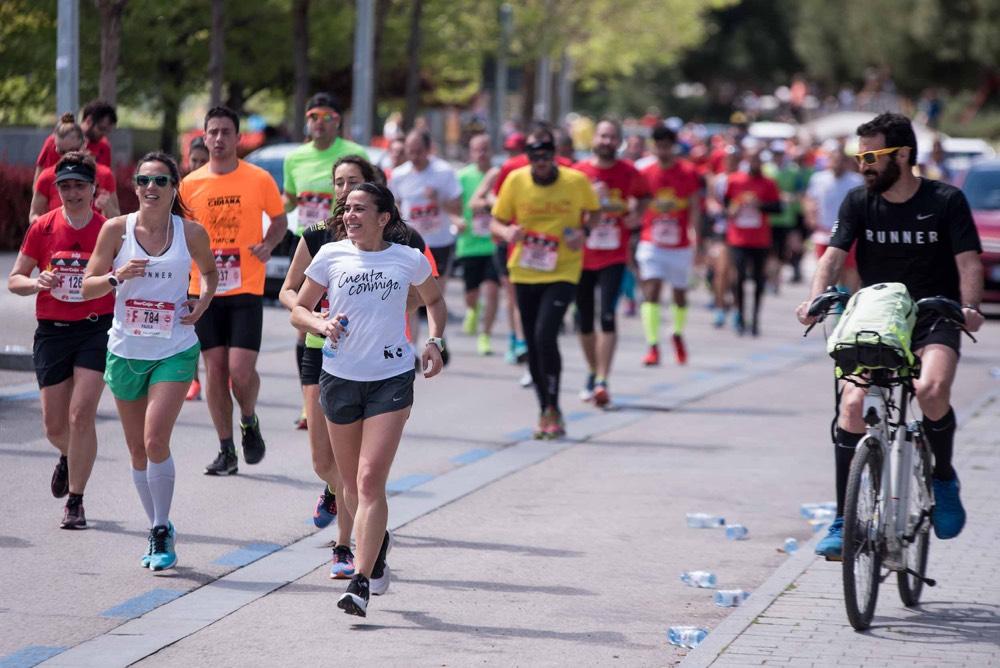 Maratón de Madrid 2016 – La mejor sensación del mundo, hacer una maratón bien