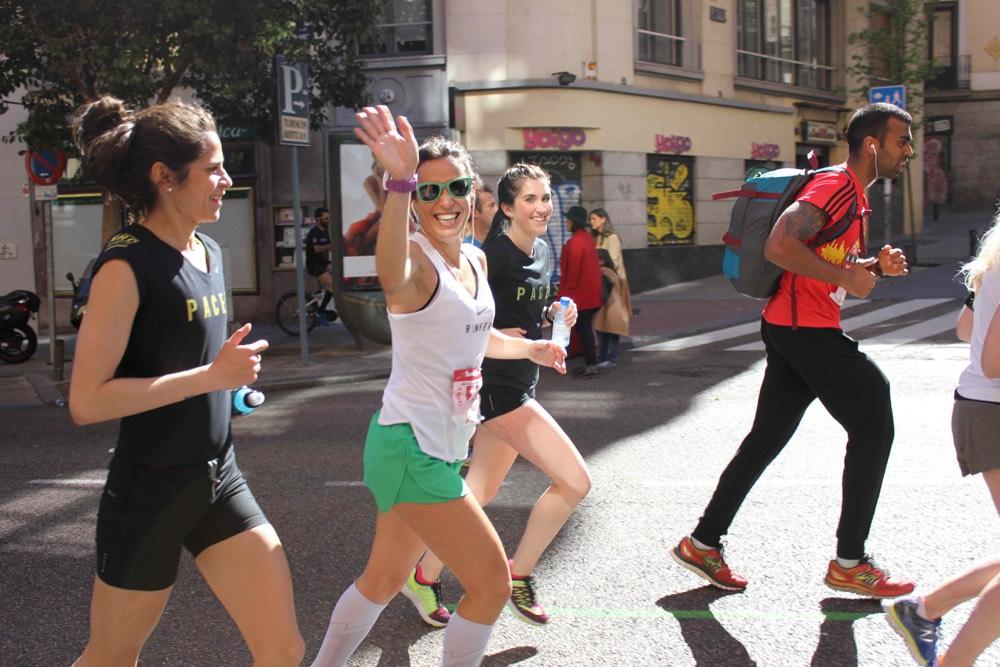 maratón de madrid disfruta consejos correr paula butragueño