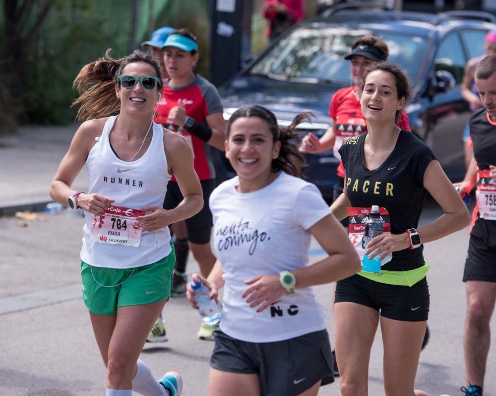 maratón de madrid inspirafit running carrera