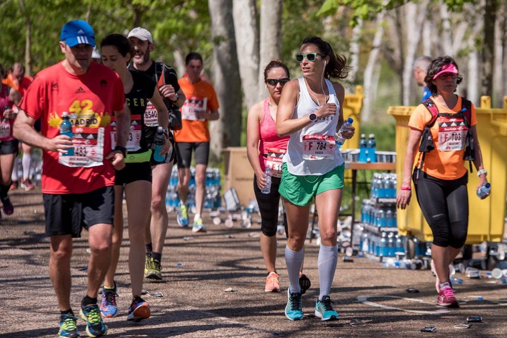 maratón de madrid running inspirafit