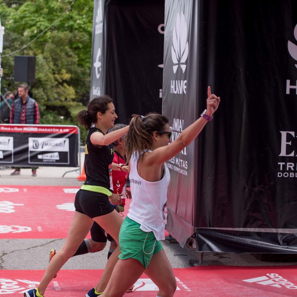 maratón de madrid 2016 meta inspirafit