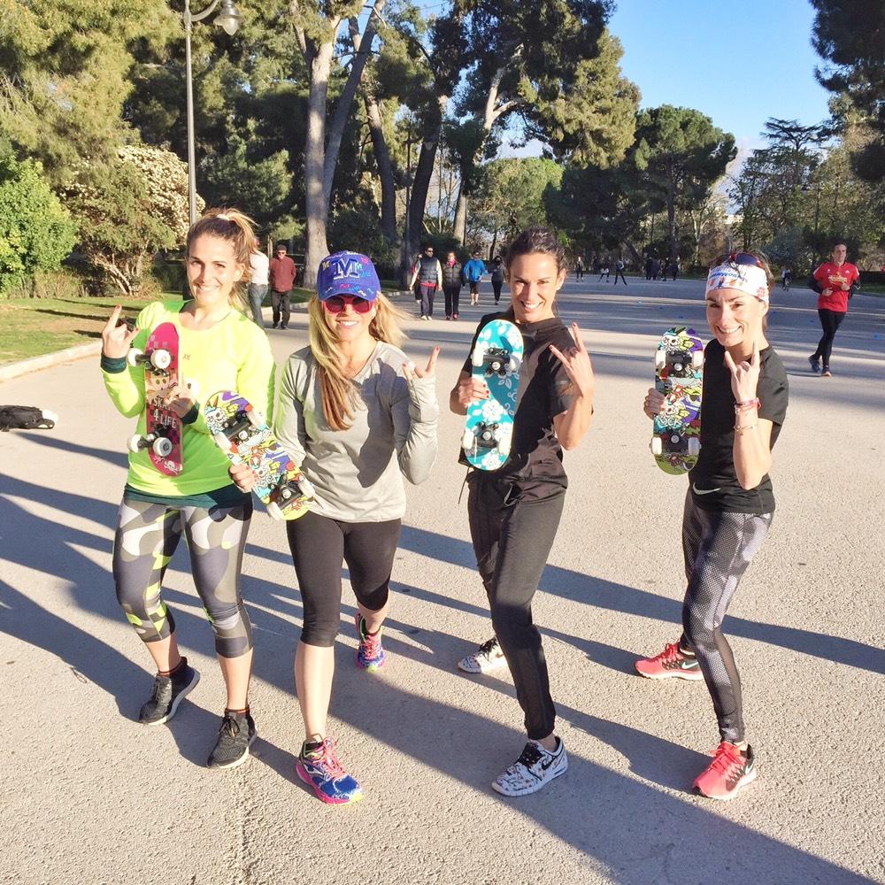 nutrición para la maratón inspirafit running carrera