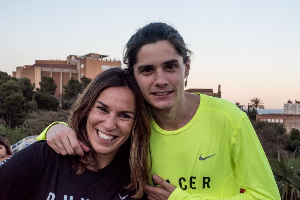 entrenamiento ntc en barcelona running modernista