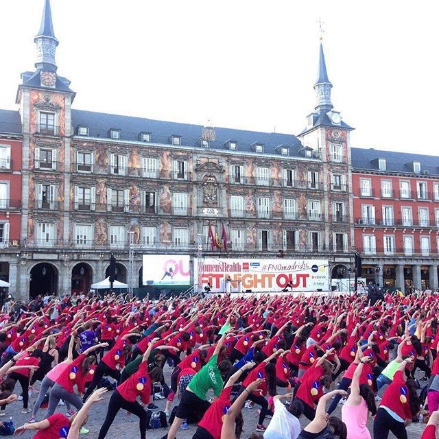 inspirafit fitness plaza mayor madrid