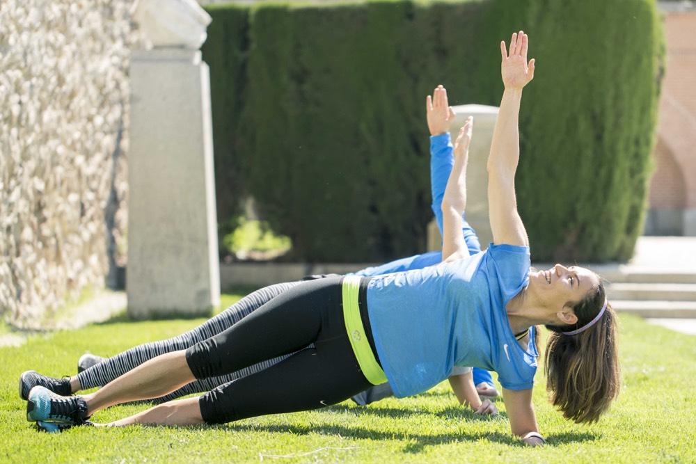 plancha lateral ejercicios espalda