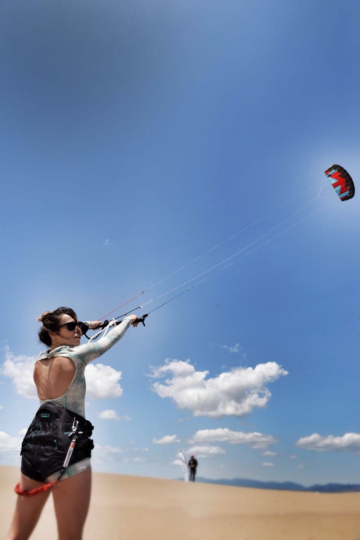 inspirafit kite surf bañador playa
