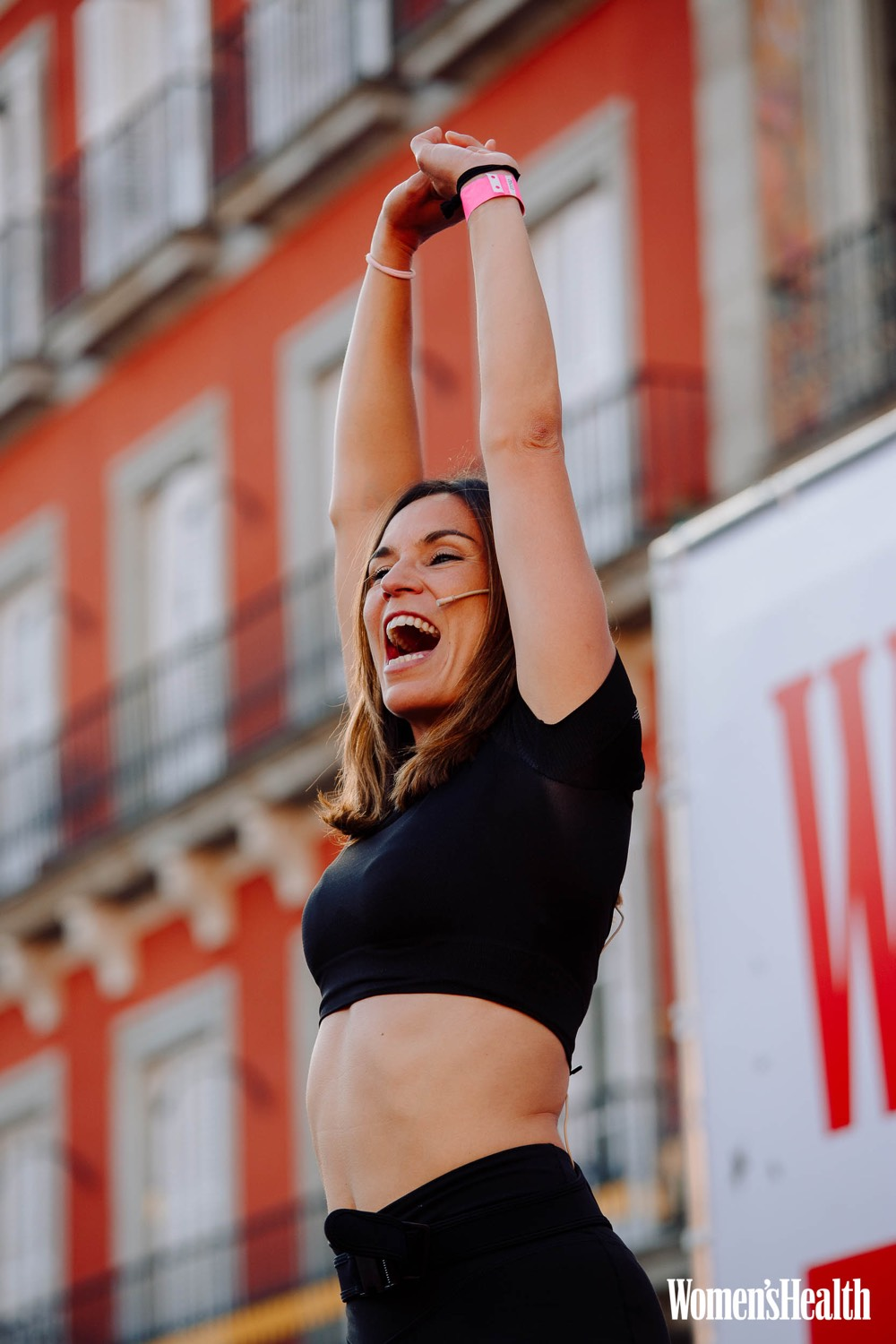 inspirafit entrenamiento funcional fitness nivea madrid fight out