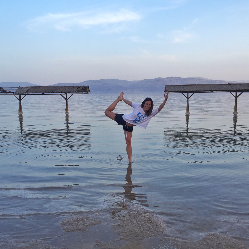 inspirafit viajes israel paula butragueño