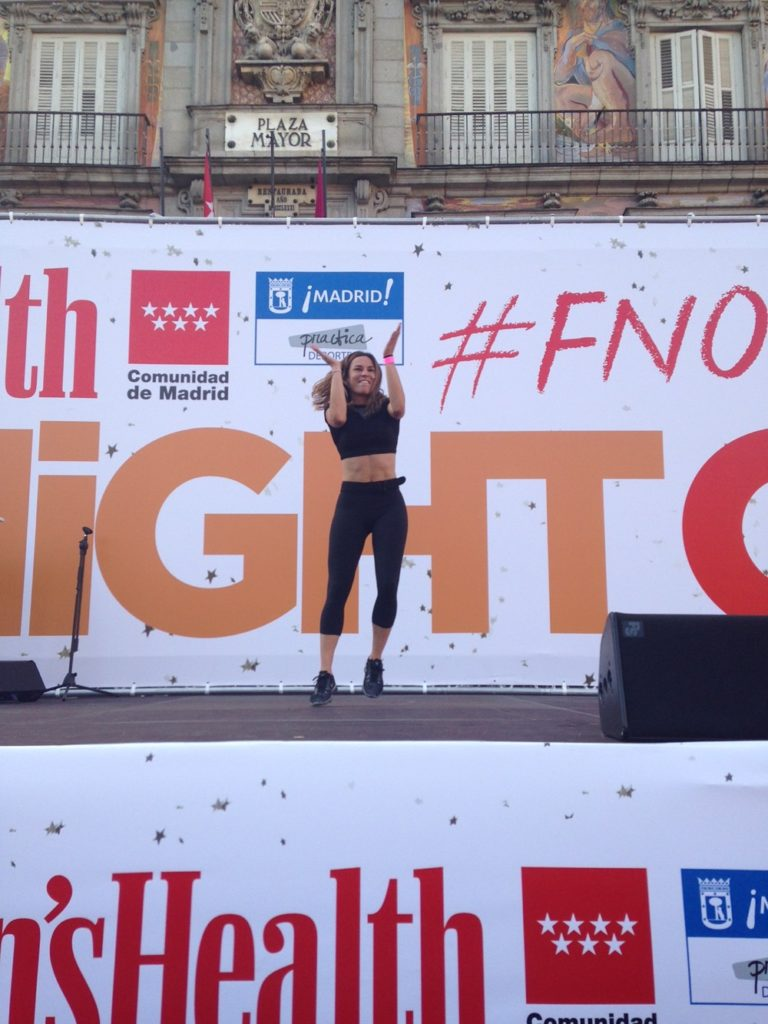 fight night out fitness madrid inspirafit