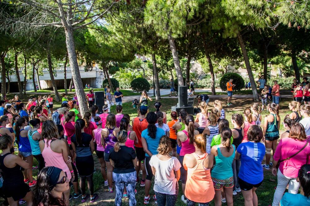 10k valencia inspirafit fitness entrenamiento