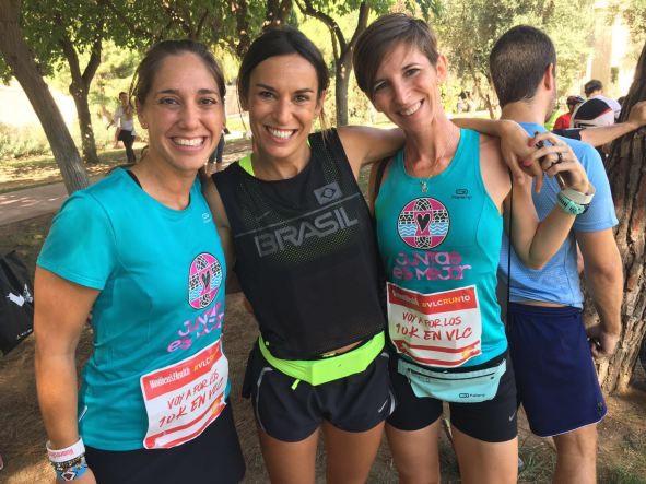 inspirafit running carrera 10k valencia entrenamiento personal