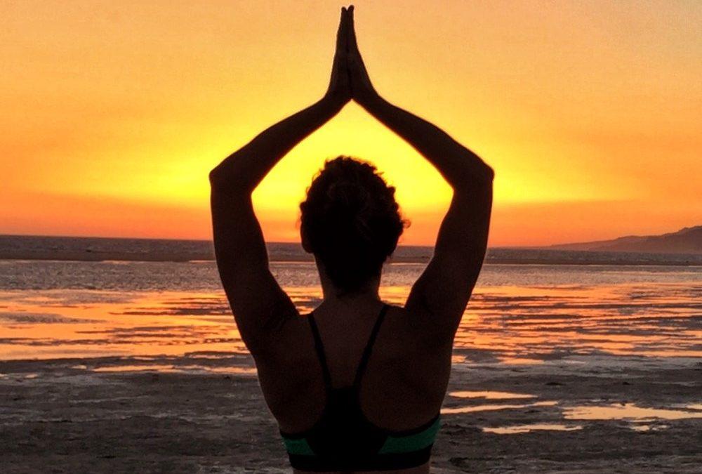 Terminamos agosto conectando con nuestro yo interior a través de la meditación y el Yoga