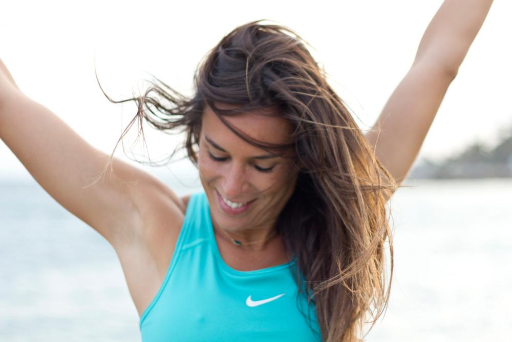 paula butragueño Ingeniera Entrenadora personal Nike Master Trainer running