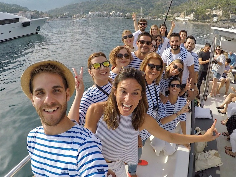 biotherm waterlovers paula butragueño inspirafit barco viaje