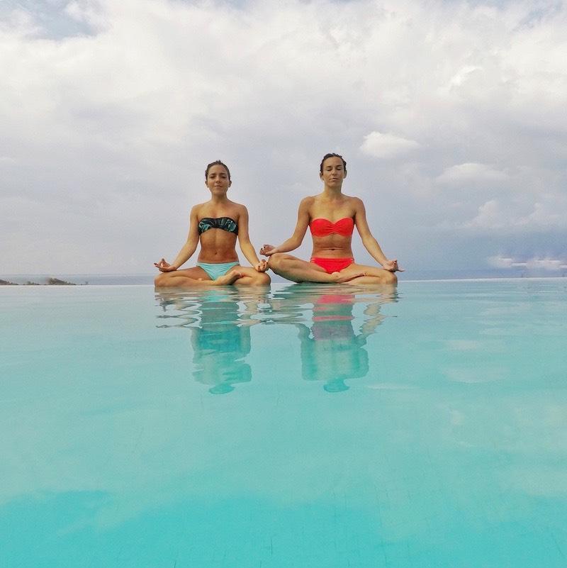 biotherm waterlovers inspirafit yoga y meditacion