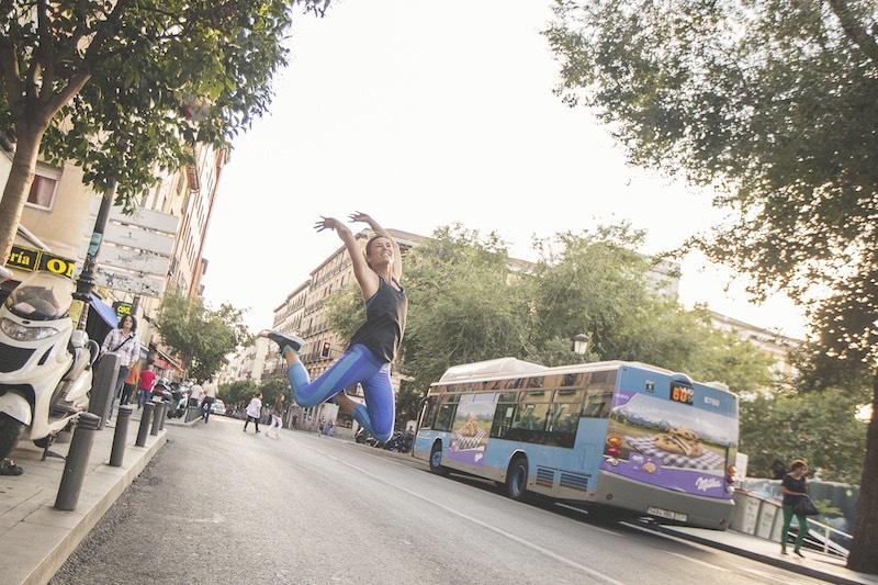 paula butragueño inspirafit fitness running yoga estiramientos
