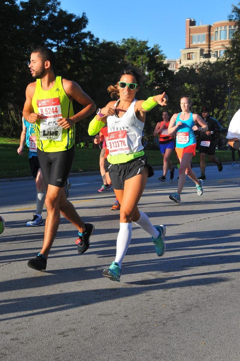 maratón de chicago inspirafit running
