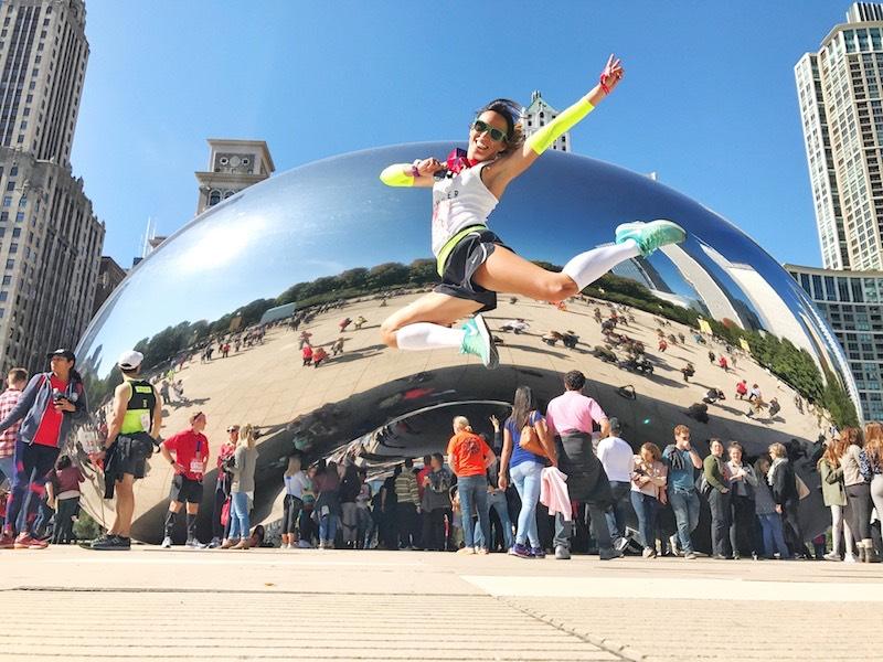 Maratón de Chicago, un sueño hecho realidad y las 10 cosas que no quiero que se me olviden.