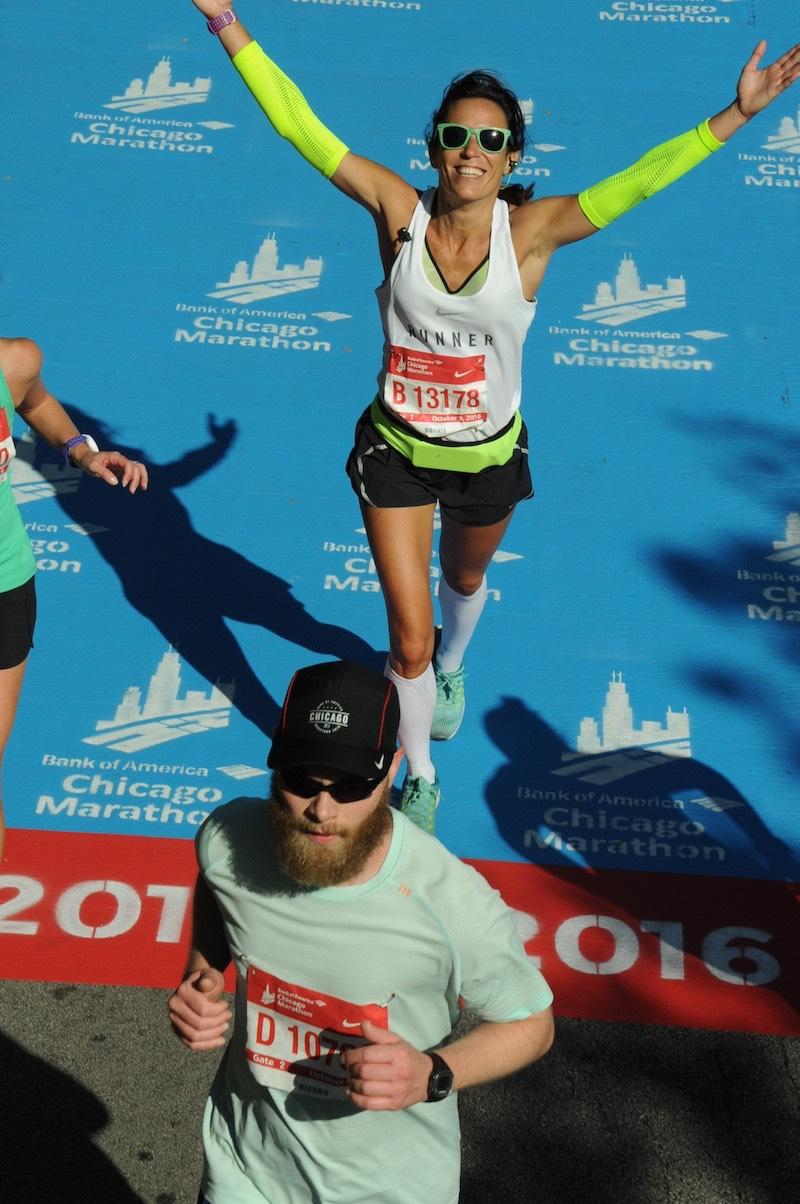 maratón de chicago inspirafit fitness running