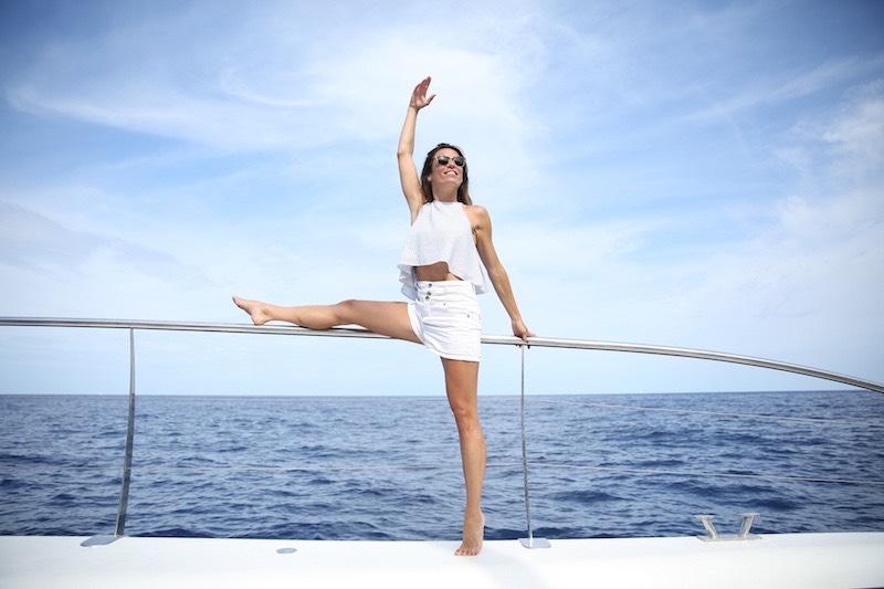 paula butragueño inspirafit viajes biotherm mar bella