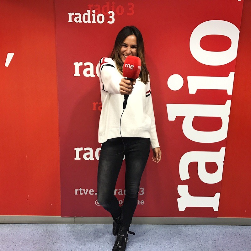 pau inspirafit música radio3 running deporte cine