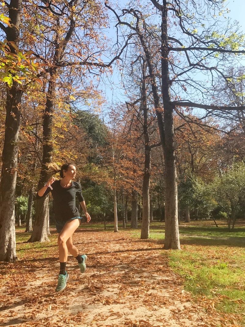 pau inspirafit running maraton nike zapatillas