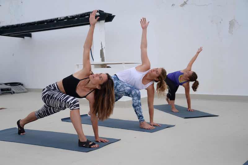 Retiro de Yoga Surf y Naturaleza en Las Palmas de Gran Canaria con See Yoga