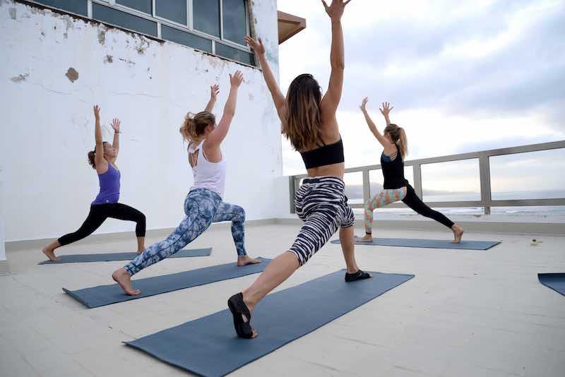 paula butragueño see yoga canarias equilibrio mente