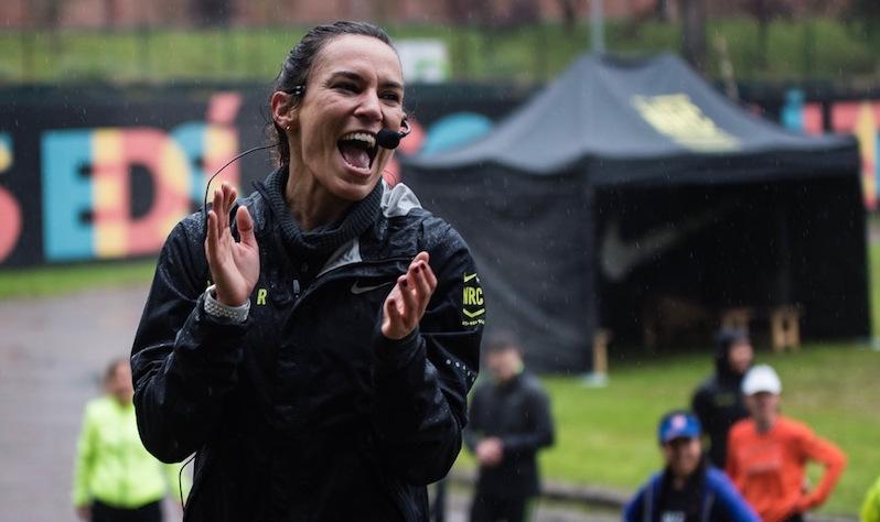 Hit and run para la San Silvestre, o cómo vencer la lluvia y el frío para entrenar