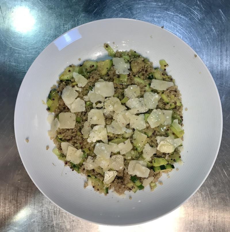receta cocinar quinoa brillante plato caliente inspirafit paula butragueño