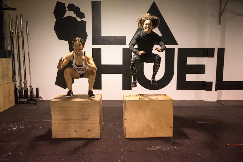 crossfit barcelona nike fuerza pau inspirafit fitness