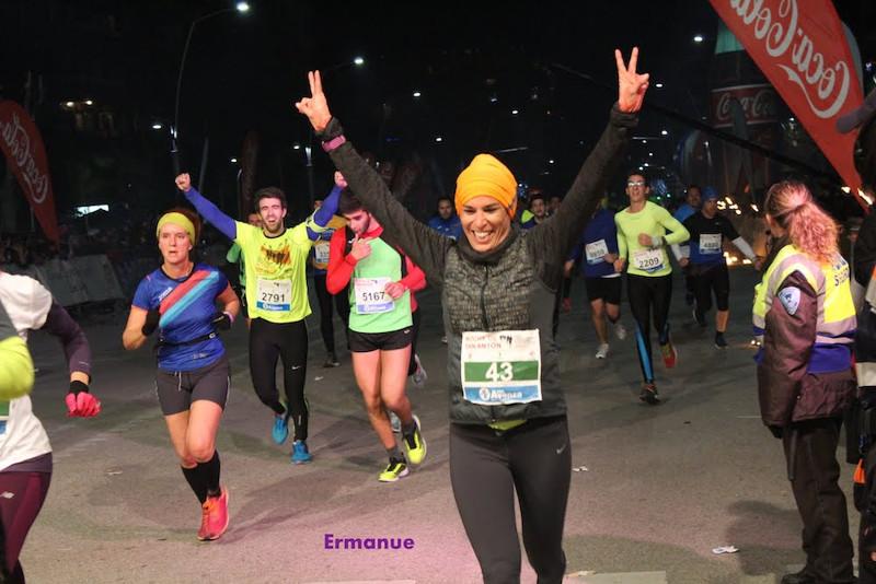 carrera de san antón jaen paula butragueño inspirafit running