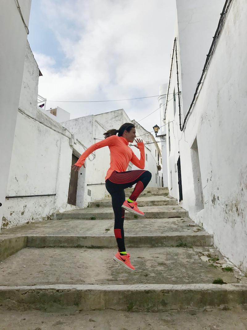 carrera de san antón jaen running cuestas dura inspirafit