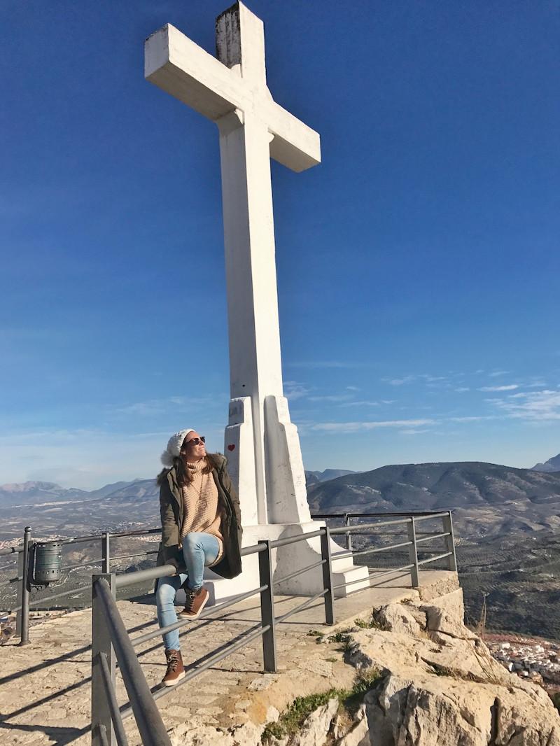 jaen castillo turismo viajes inspirafit