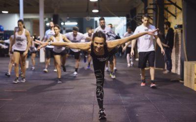 CrossFit en Barcelona y evento 261WM
